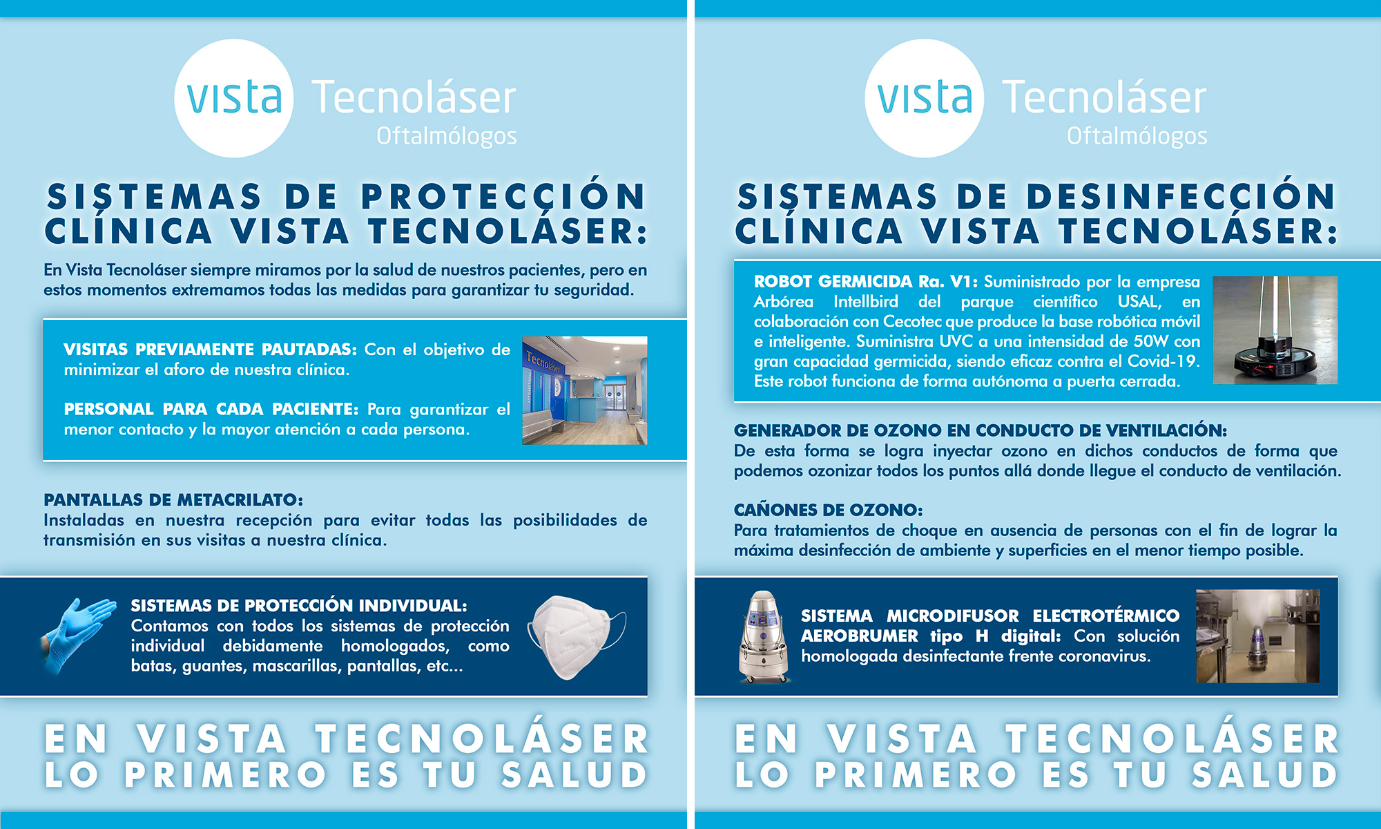 Sistemas Proteccion y desinfeccion
